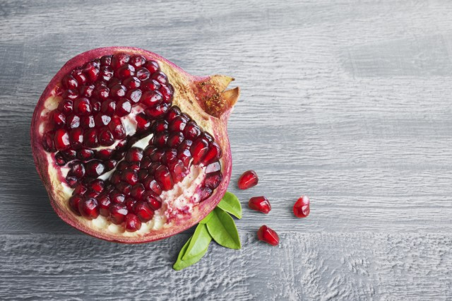 pomegranate-red