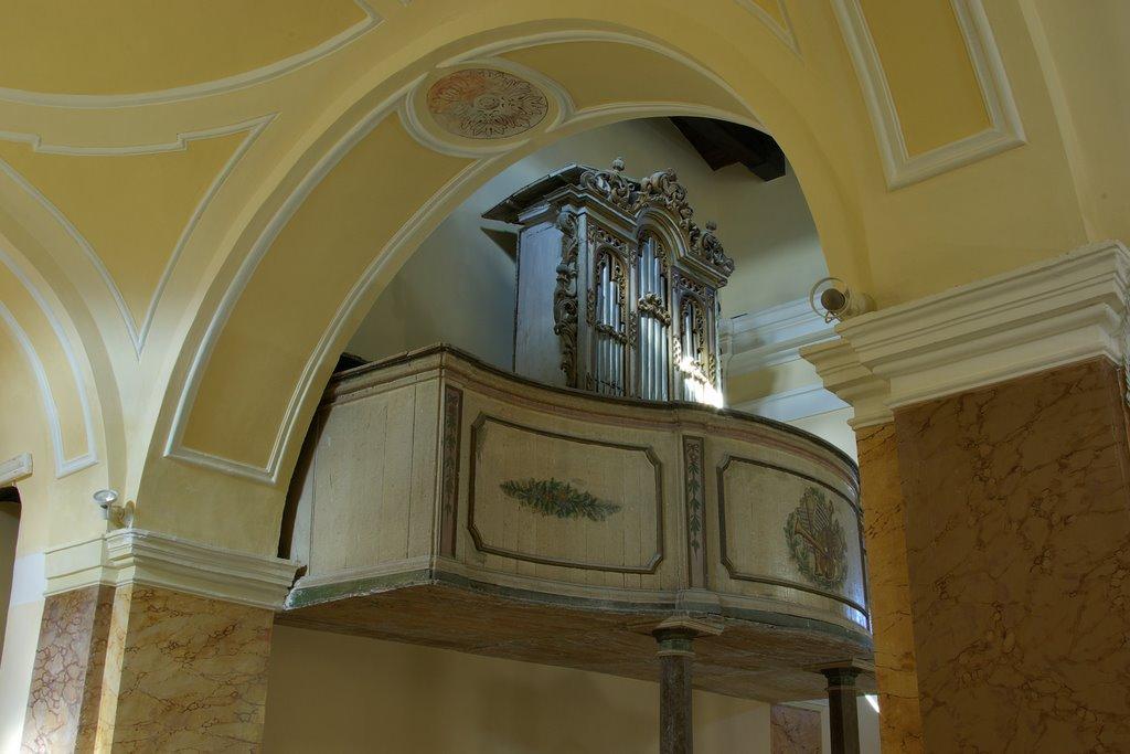 Bagnoli del Trigno San Silvestro church