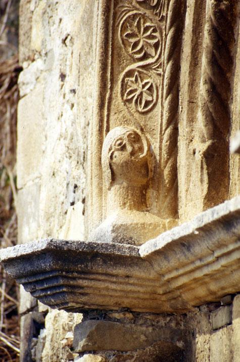 Bagnoli-del-trigno-portal-of-church