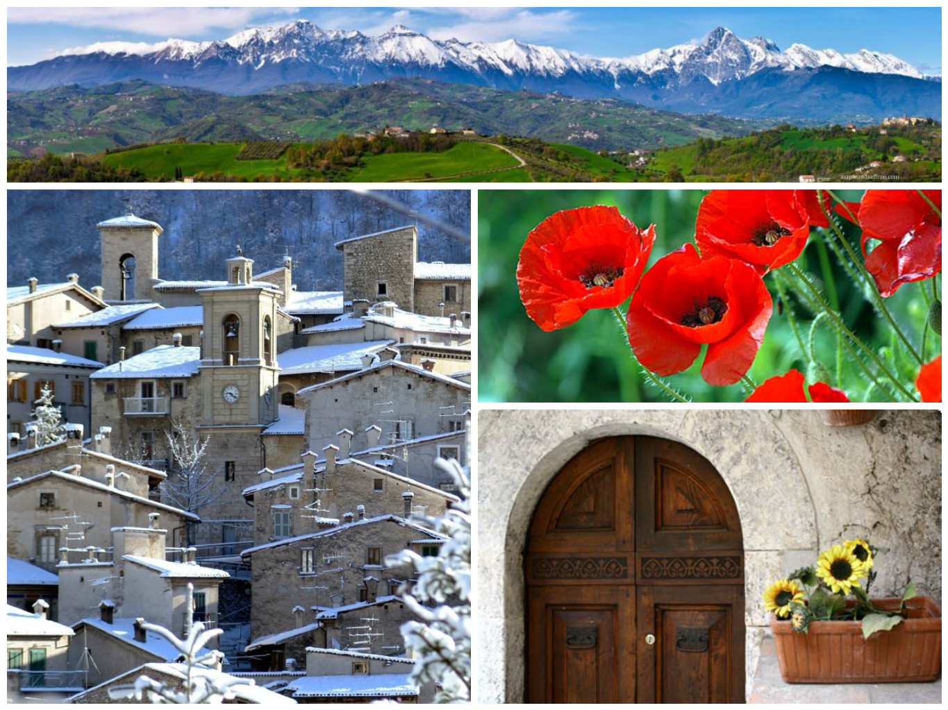 Abruzzo, a region where find your house of dream in Italy